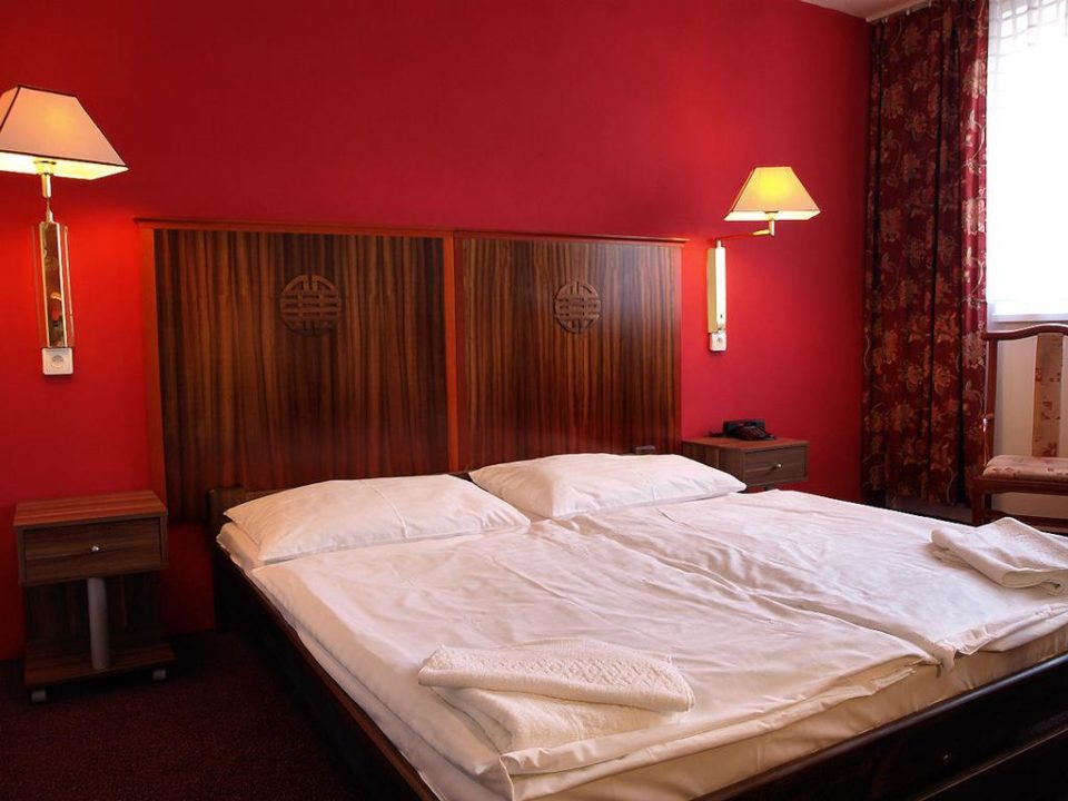 Interhotel Bohemia Ústí nad Labem