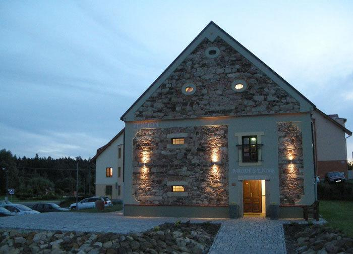 Penzion Barokní špejchar