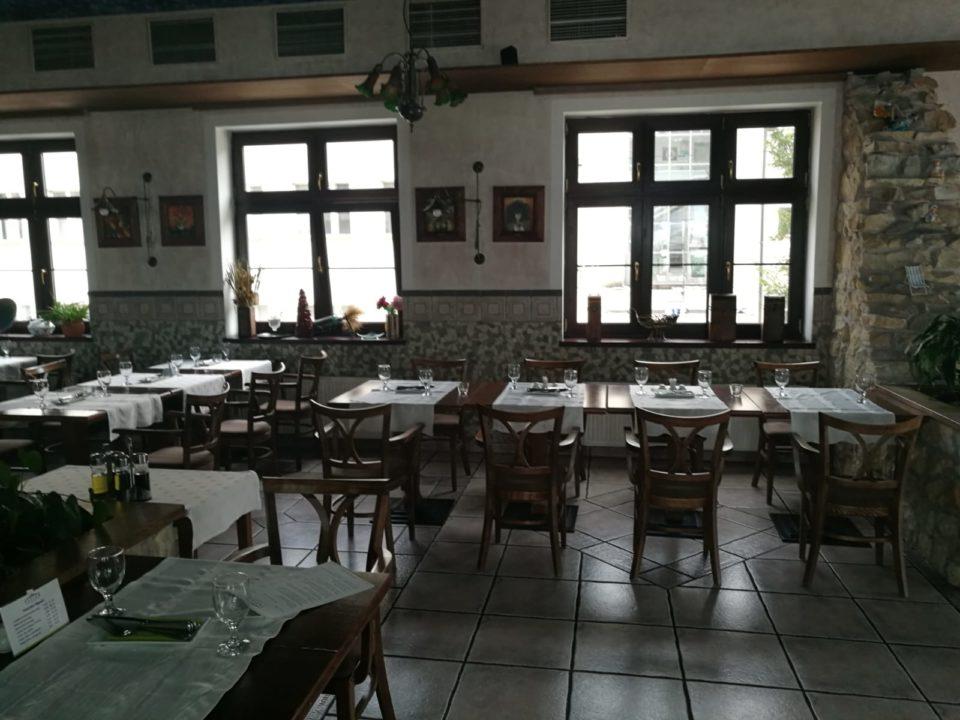 Restaurace Patium