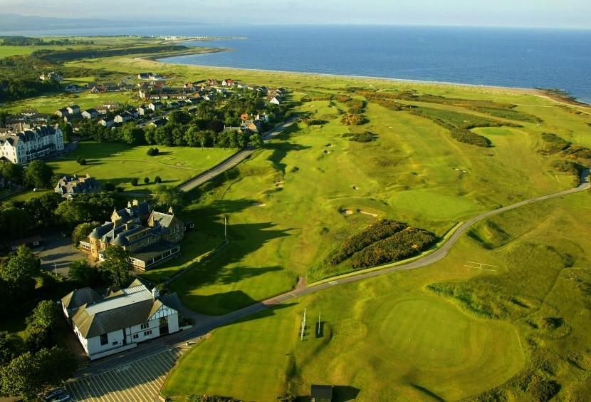 ROYAL DORNOCH GOLF CLUB, Sutherland, Skotsko