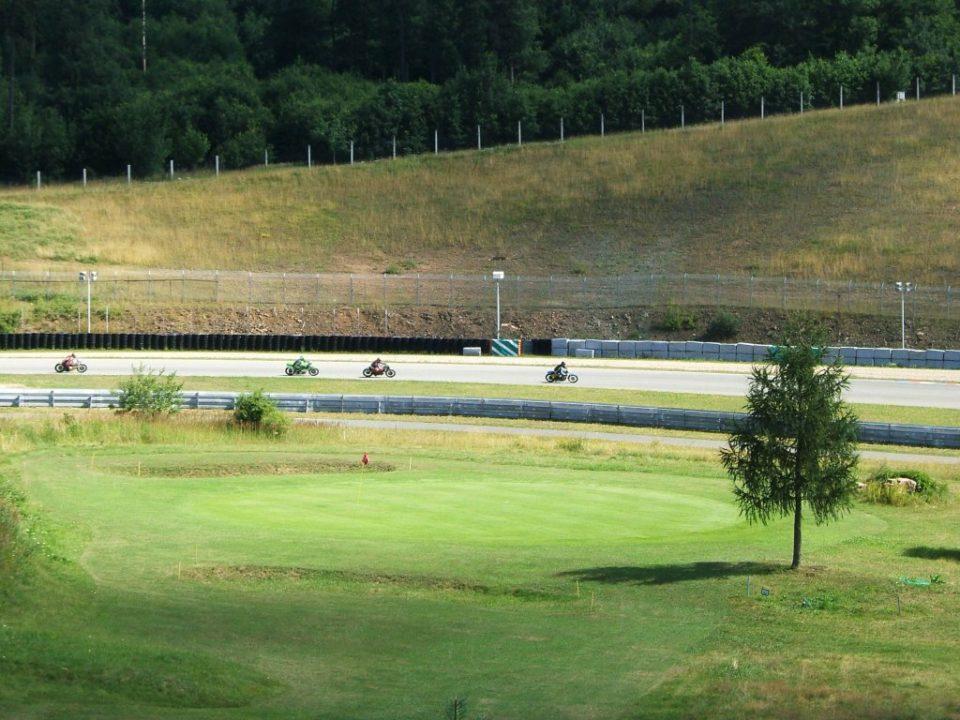 Brno Automotodrom Golf