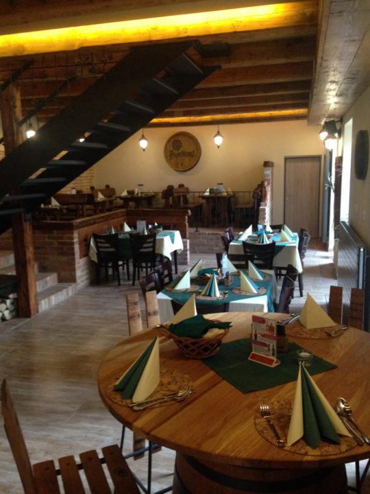 Restaurant Špejchar