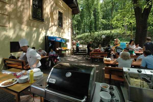 Restaurace Stará myslivna