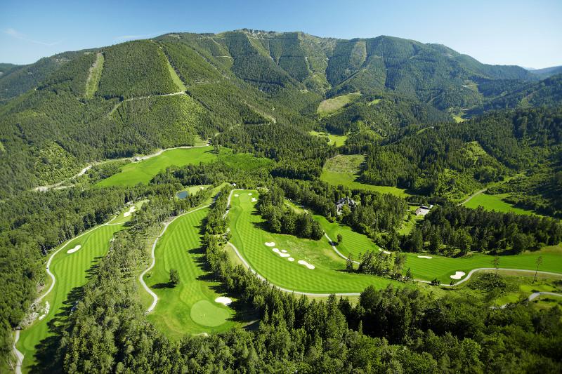 Golfové hřiště Golf Club Adamstal