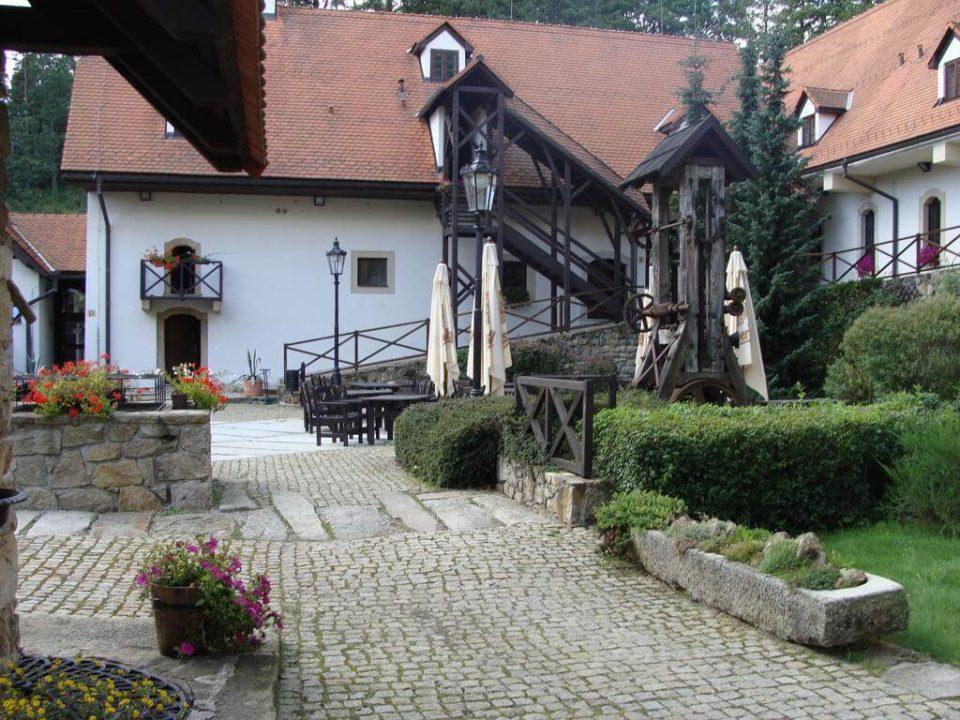 Penzion Šiškův mlýn