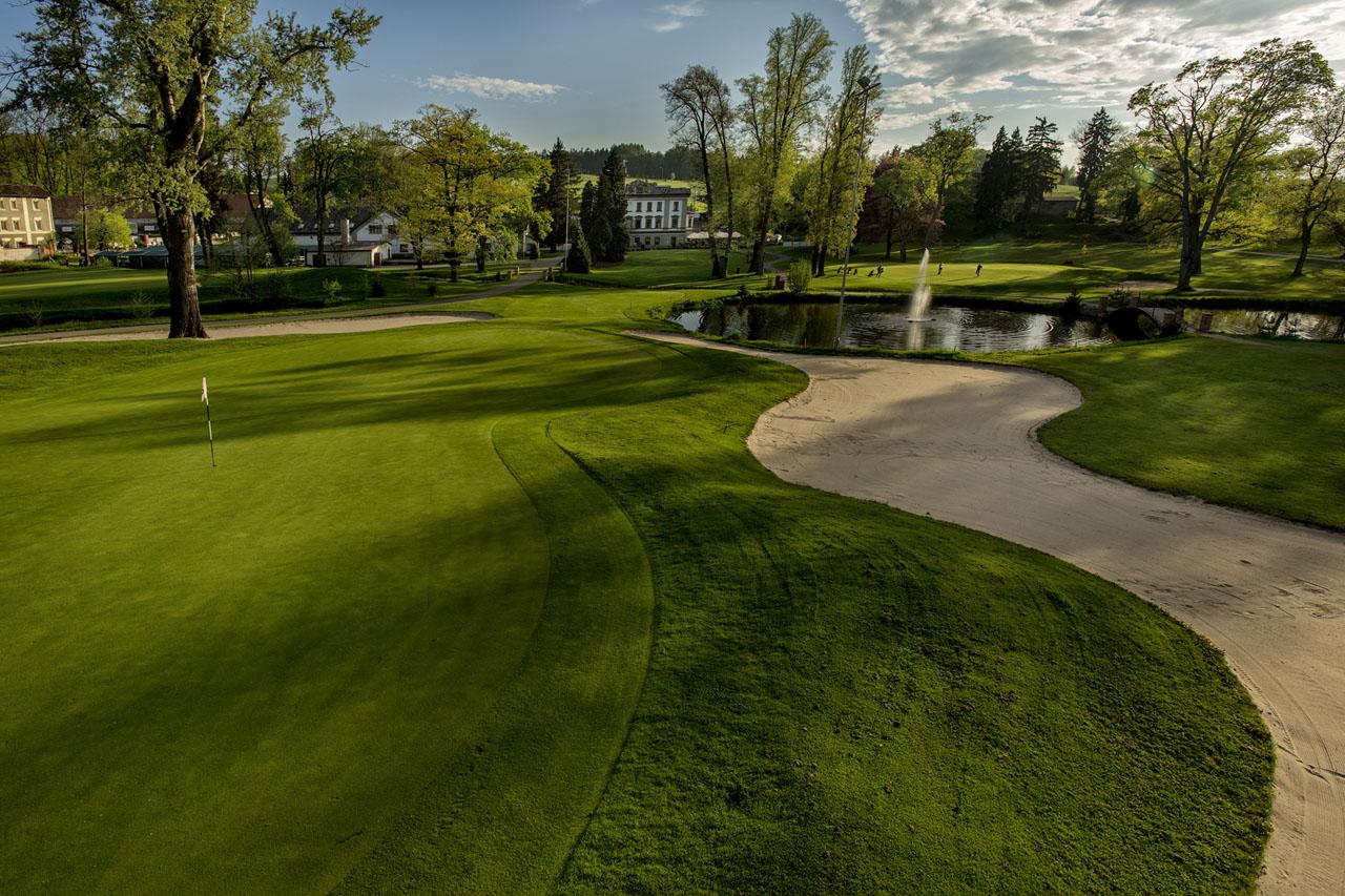 Golf Konopiště Radecký
