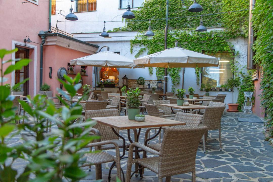 Restaurace Capra
