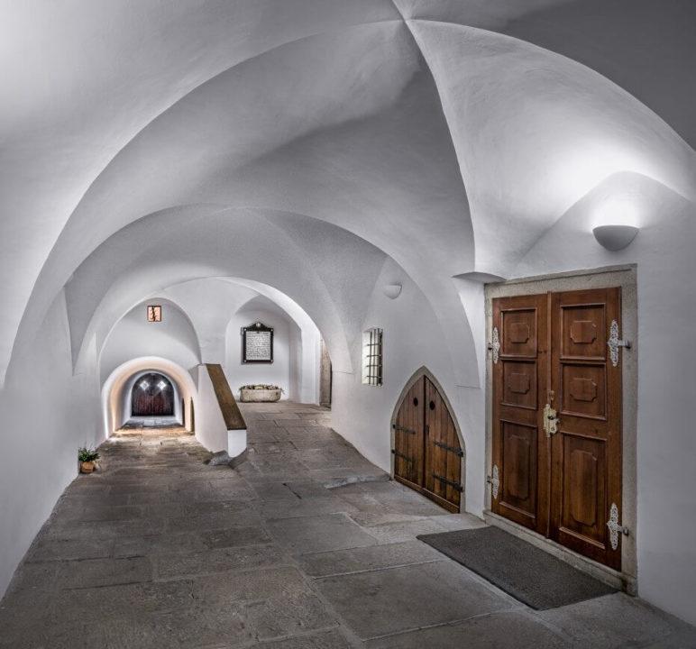 Apartmány Chornitzerův dům