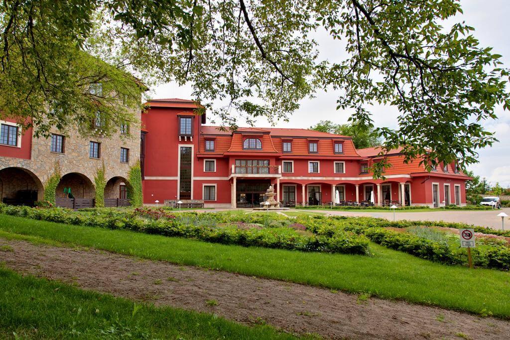 Hotel Sv. Ludmila