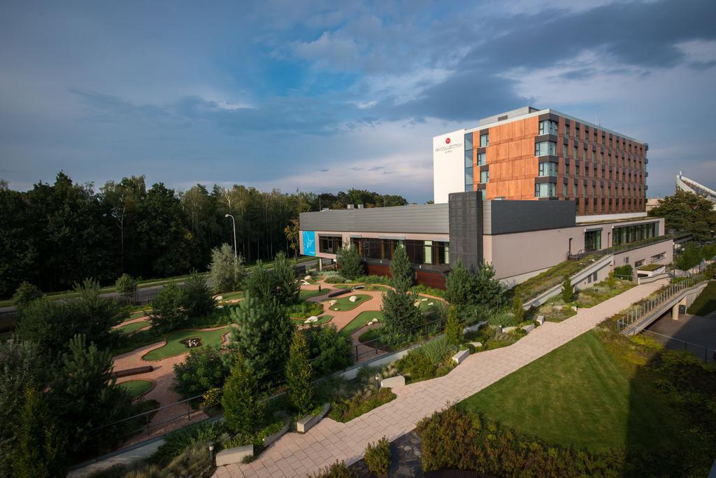 Congress Hotel NH Collection Olomouc