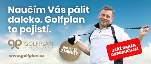 Golfplan.cz - pojištění golfistů a golfového vybavení